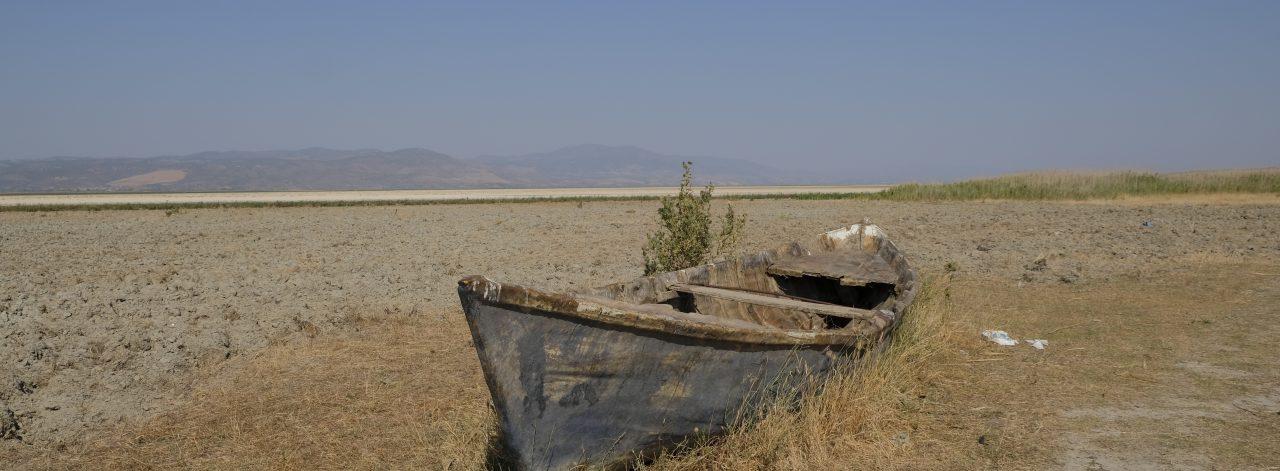 Marmara Gölü'nün Yok Olmaması için CİMER'e Başvuru