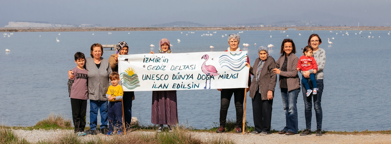 İzmirli Kadınlardan UNESCO'ya Mektup